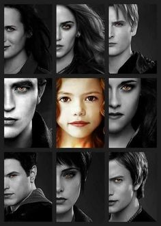 The Cullen's. I may mock the twihards, but I still like the books. LOL