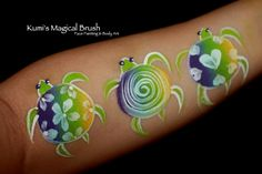 Gallery 2 (Anywhere Art) - Kumis Magical Brush                            Face Painting & Body art