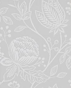 Mirabella Pebble wallpaper by Harlequin