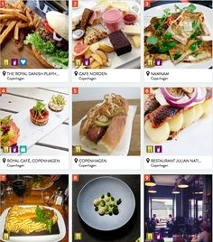 A great list of places to eat in Copenhagen >>> OMG all of these places look amazing! Going to Copenhagen? Be sure to check these out!
