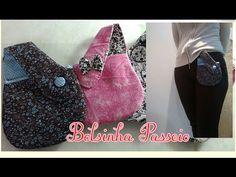 Bolsinha Passeio # linda - YouTube