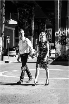 We all quickly popped into the City to get some nice fun urban style shots before Sam & Brett's wedding in a couple of weeks.