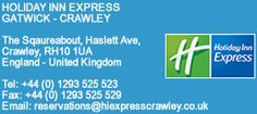 Located near gatwick airport, Holiday Inn Express Gatwick Crawley is a leading hotel to offer budget accommodation in Central London.  http://www.hiexpresscrawley.co.uk/budget-hotels-near-gatwick-airport.html