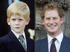 In honor of his big day, watch the royal grow from mischievous toddler to one of the world's most eligible bachelors