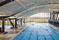 The Mantes-la-Jolie Water Sports Centre by Agence Search