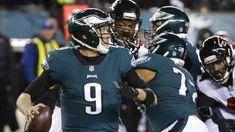 a49cd1f35ce Tom Pelissero: Vikings defense not taking Nick Foles lightly. Nfl  NetworkVikingsPolicePhiladelphia Eagles ...