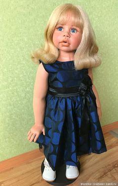 Николь (Niсole) - редкая девочка с пухлыми губками от М. Левениг / Коллекционные куклы (винил) / Шопик. Продать купить куклу / Бэйбики. Куклы фото. Одежда для кукол