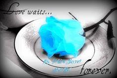 Bleu ... rose