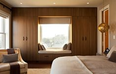 35 Wood Master Bedroom Wardrobe Design Ideas (With Pictures)