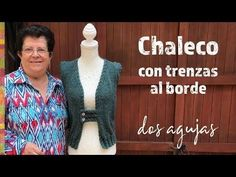 Sewing Lessons, Youtube, Knit Crochet, Mens Sunglasses, Knitting, Irene, Vests, Google, Outfits