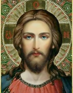 Jesus Christ the King and Redeemer of the World Religious Pictures, Jesus Pictures, Religious Icons, Religious Art, Jesus Our Savior, Jesus Art, God Jesus, Image Jesus, Religion