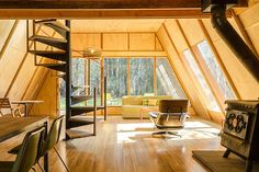 It's time to consider your next cozy escape. Since cottages can be code for floral chintz and wallpaper adorned with ribbon-necked geese, we've assembled 11 stylish hideaways that eschew cutesy for comfort. Madrone Cabins, Point Reyes Set within Samuel P. Taylor State Park, but removed from its busy...