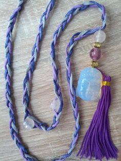 Willkommen in meiner Buddha - Kollektion !  UNIKATE: Buddha Malas ich wünsche Ihnen viel Freude an diesen wunderbaren Einzelstücken.  Jedes wurde von uns in Deutschland handgefertigt und ist die dieser Kombination einzigartig und nur bei uns zu bestellen.  Ihre Online Juweliere  www.schmuck-engel.de Buddha Armband, Tassel Necklace, Tassels, Amethyst, Yoga, Jewelry, Fashion, Pink Quartz, Unique