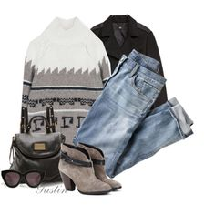 """""""sweater"""" by stacy-gustin on Polyvore"""
