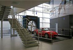 Mazda Motor, Construcción: ATXK Interior Construction / Proyecto Arquitectónico: IDA Projekt / Gerencia de Proyecto: CBRE / #Interiors #Arquitectura #Design #Interiores #Corporativos