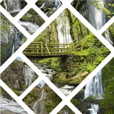 Fervenzas de Galicia. Aquí os dejamos una lista imprescindible. Las cascadas gallegas más espectaculares. (Parte 1).