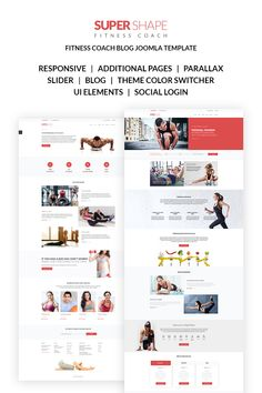 Are you a fitness coach that works with body beauty and wanna create your website? You won't need to start studying web design, Super Shape Joomla template will allow you to create a blog without any coding efforts.  #fitness #coach #joomla #sports  https://www.templatemonster.com/joomla-templates/super-shape-responsive-personal-fitness-coach-joomla-template-67704.html
