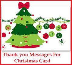 Appreciation Messages : Christmas