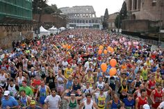 Run (and finish) the Rome Marathon MARATONA DI ROMA on March 23, 2014!