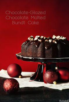 Chocolate-Glazed Cho