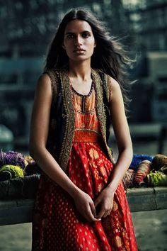 ethnic   Indian