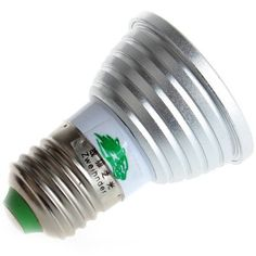 Zweihnder 3W 450 - 700nm E27 RC Spotlight Bulb 250LM Dimmable RGB Bulb #shoes, #jewelry, #women, #men, #hats