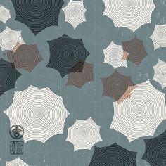 #kichihan  #pattern  #design  #illust  #japan  #wa  #drawing  #original  #JapaneseStyle  #rain  #drop  #ripple  #Cloudy  #吉斑  #きちはん  #文様  #和柄  #模様  #図案  #パターン  #デザイン  #手描き  #オリジナル文様  #水文様  #雨  #雨文様  #波紋  #曇り  #水滴