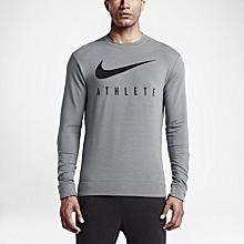 super popular 0ae04 d1933 Nike Dry - langærmet træningstrøje til mænd
