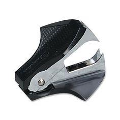 Swingline Deluxe Staple Remover, Extra Wide, Steel Jaws, Black (S7038101) Swingline http://www.amazon.com/dp/B00006IFMC/ref=cm_sw_r_pi_dp_m2q6tb06WVS0D