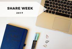 Share week 2017 na blogu Origami Frog. Blogerzy polecają blogerów. Sprawdź moje 3 ulubione miejsca w sieci.