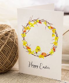 Easter greeting card BUNDLE multilanguage postcard holiday   Etsy Birthday Party Decorations, Tree Decorations, Birthday Parties, Wedding Fingerprint Tree, Gift Drawing, Easter Greeting Cards, Postcard Design, Happy Easter, Language