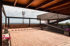 Image 14 of 30 from gallery of San Francisco Building / José Cubilla. Photograph by Lauro Rocha San Francisco, Cuba, Ideas Para, Pergola, Outdoor Structures, Gallery, Building, House, Arquitetura