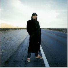 """Las Vegas  4 dicembre 1996     Immagine tratta dal libro """"Vasco. Tabularasa"""" di  Efrem Raimondi, Toni Thorimbert.         Foto © Toni Thorimbert"""