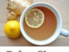 Reduce Stress With Lemon in Combination with Ginger