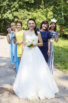 Курск свадьба невеста фотобутафория фотограф в Курске