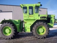 Image result for Steiger Tractor First Made