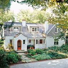 Fresh Facade: After - 50 Beautiful Coastal Befores & Afters - Coastal Living