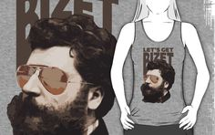 Let's get Bizet by fortissimo tees......I actually want this...