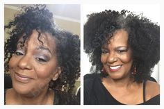 FAKE it til you GROW it....NATURAL HAIR