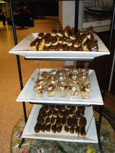 From our Titanic event at Monmouth University #drjcatering