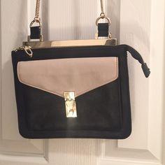 Zara bag Beautiful, light weight going out bag. Zara Bags