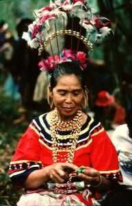 Woman from the Philippines