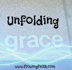 It always helps when we remember who is our hope. Our hope is not a sunny weather, no matter how nice that would be. Our hope is not money or a new job. Those things are just temporary things, here today - gone tomorrow. But our hope is Jesus. And that hope is eternal!  http://www.flowingfaith.com/2014/11/unfolding-grace.html