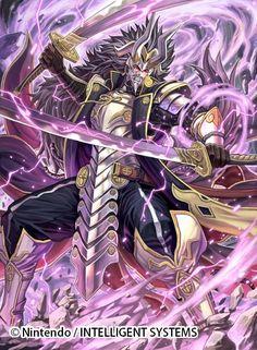 Sumeragi - Fire Emblem