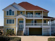 Spacious Ocean View Home, 8 Masters, Free Pool Heat, PetsVacation Rental in Nags Head from @HomeAway! #vacation #rental #travel #homeaway