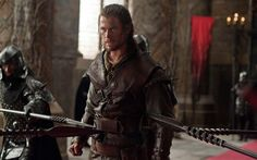 I want to see this movie!  Snow White & The Huntsman In Theaters June 1st! And the huntsman is Thor! :D