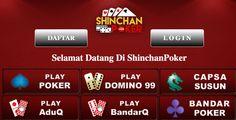 Selamat datang dan selamat bergabung di Agen Judi ShinchanPoker, Shinchan Poker, Link Alternatif Daftar dan
