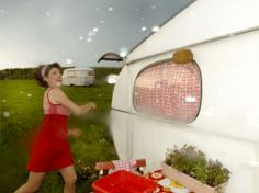 Karine Marenne, Caravan of Love 02, Photographie