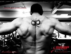 A poster I created for the gym where I go workout. Snap Fitness in Waterloo, IA