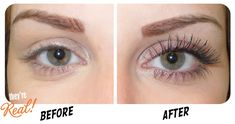 1c176a7e56a These Simple Beauty Tips Will Make Your Eyes Look Bigger and Brighter.  Mascara Wands,